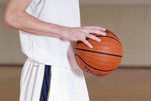 Plaštakos padėtis varant kamuolį - IBUtraining